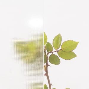 Glasvariant i vindue