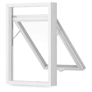 Topstyret vindue Nordic+